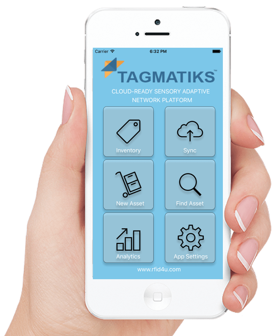 Tagmatiks app helps emergency management on the go.