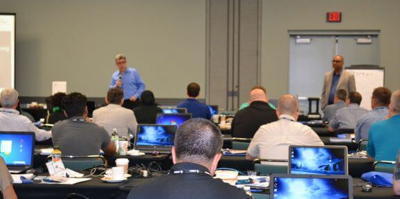 We teach RFID Certification Training at Conferences as well as in our state-of-the-art facility.