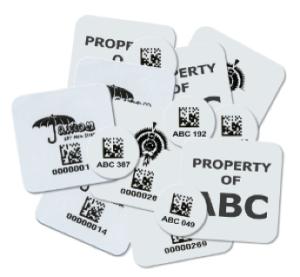 Example of heat seal labels. Source: metalcraft.com