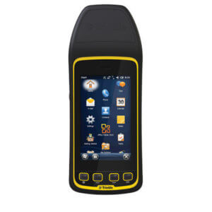 Trimble Juno RFID handheld with Android OS is a great device for asset tracking and inventory tracking on the go.