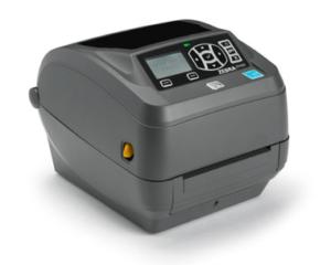 Zebra ZD500R Thermal Transfer Printer for lower volume printing and RFID encoding