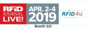 RFID4U at RFID Journal LIVE! 2019